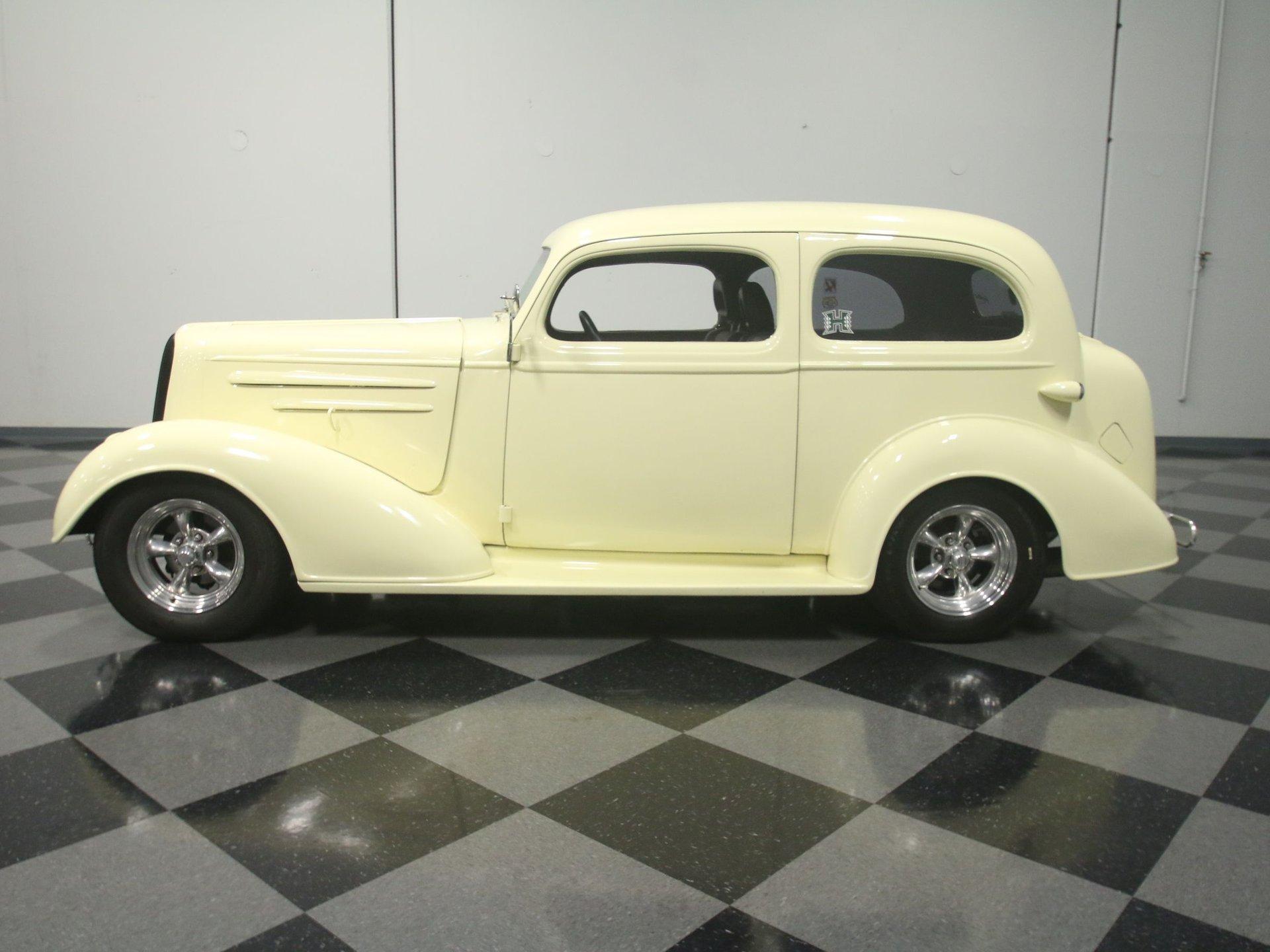 1936 chevrolet master streetrod