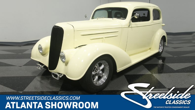 1936 Chevrolet Master | Streetside Classics - The Nation's