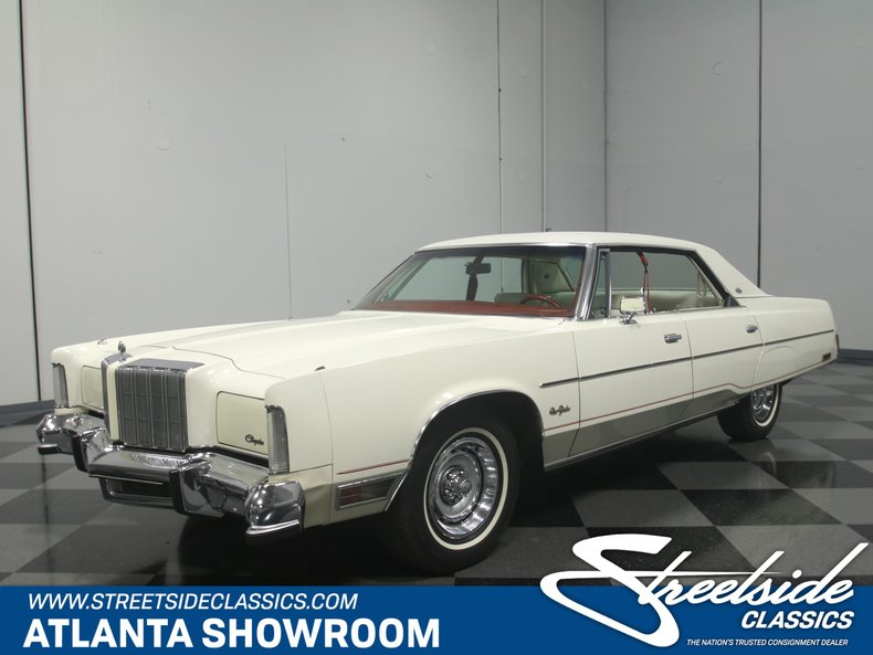 For Sale: 1978 Chrysler New Yorker
