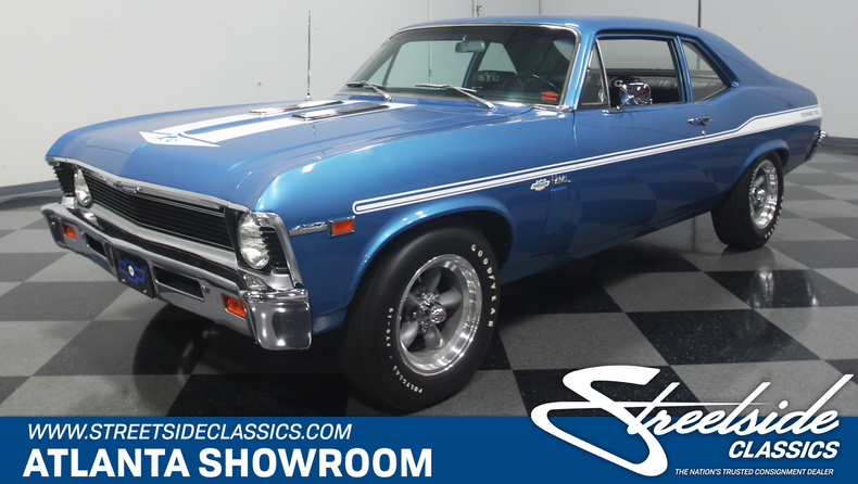 1969 Chevrolet Nova Streetside Classics The Nation S