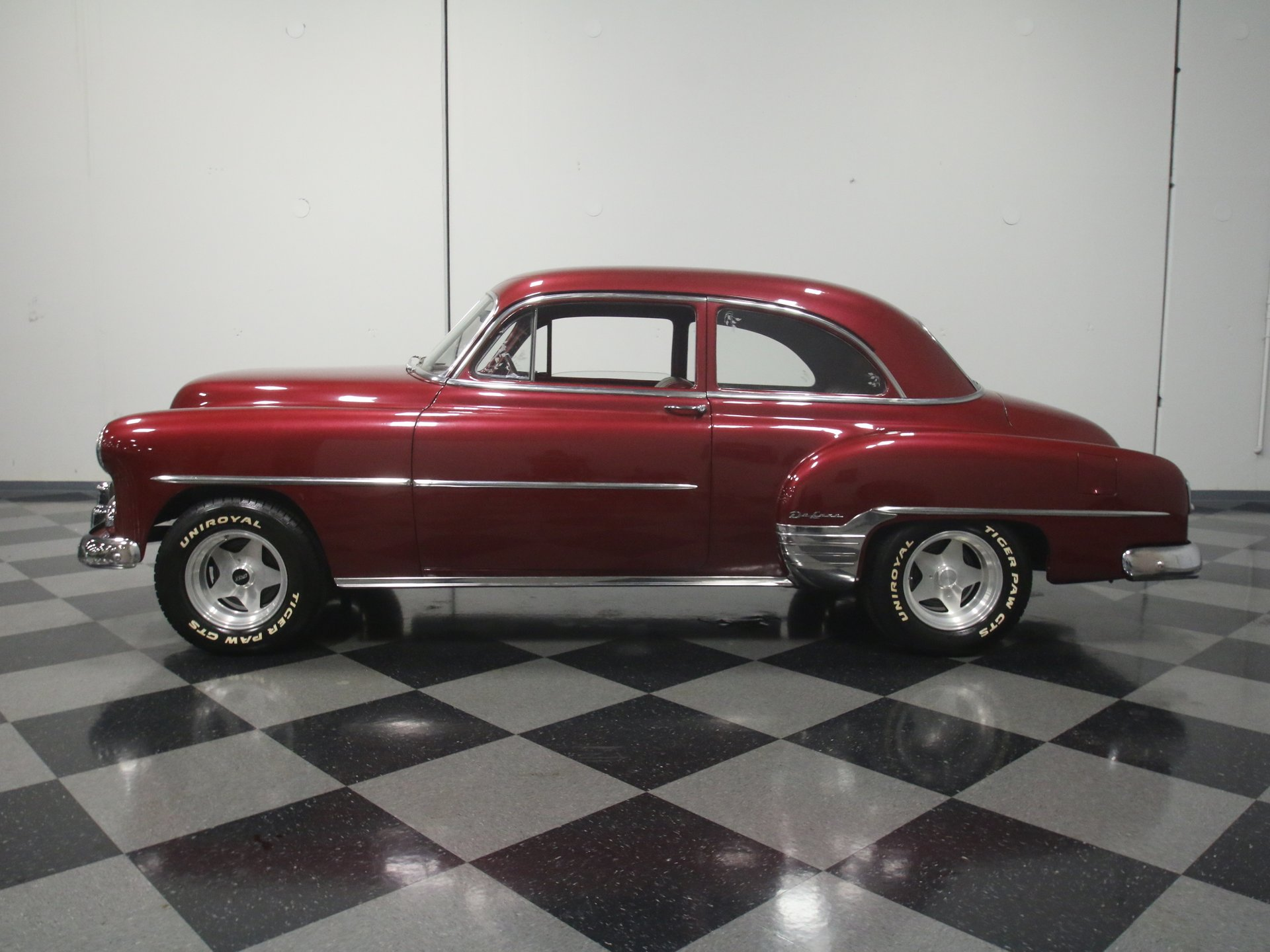 1952 chevrolet custom deluxe