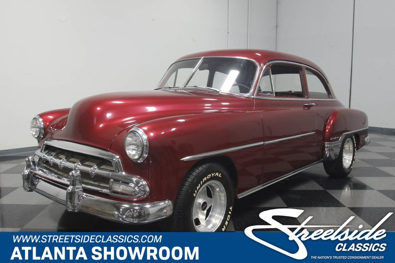 For Sale: 1952 Chevrolet Custom Deluxe