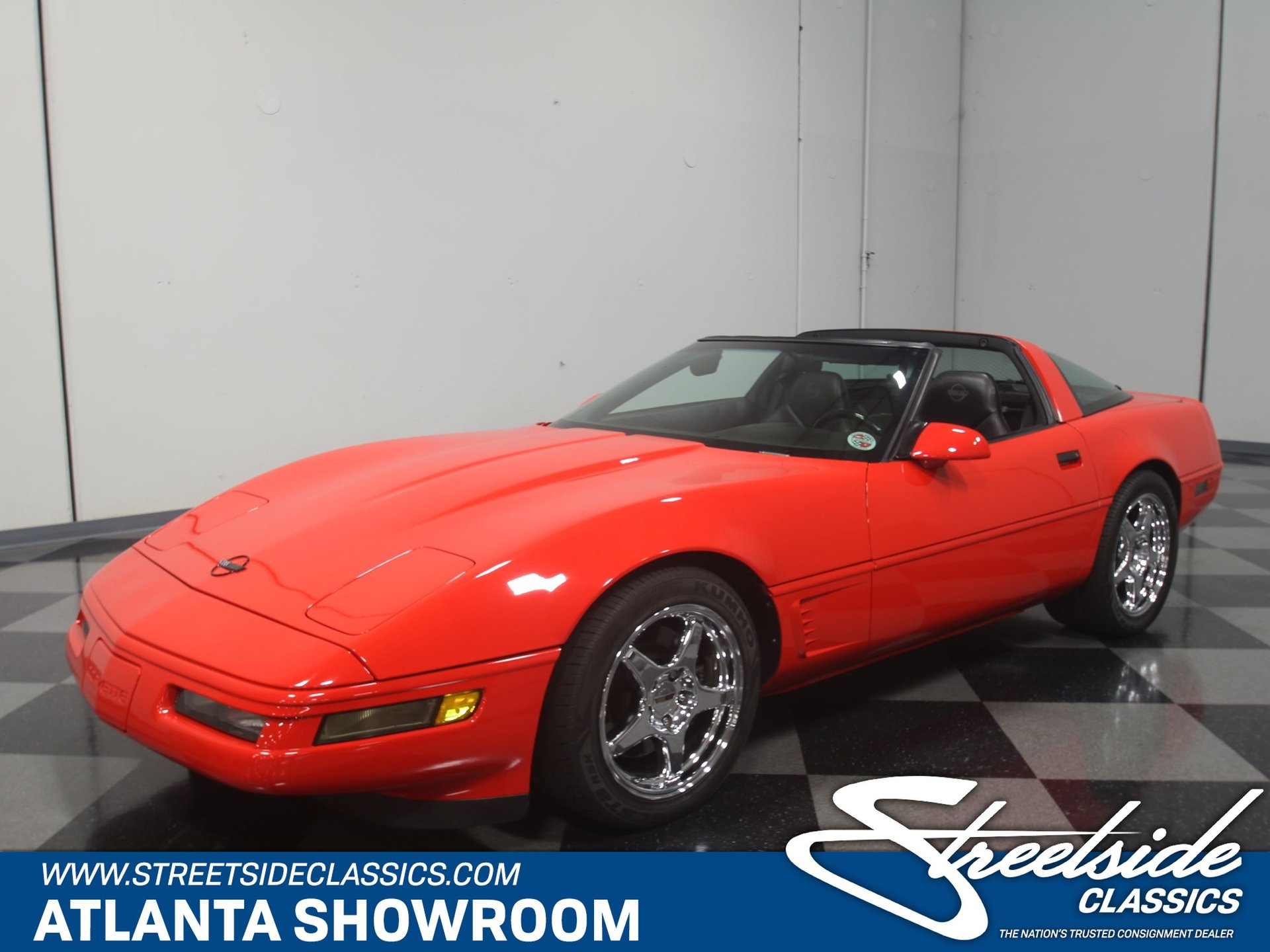 1996 chevrolet corvette lt4