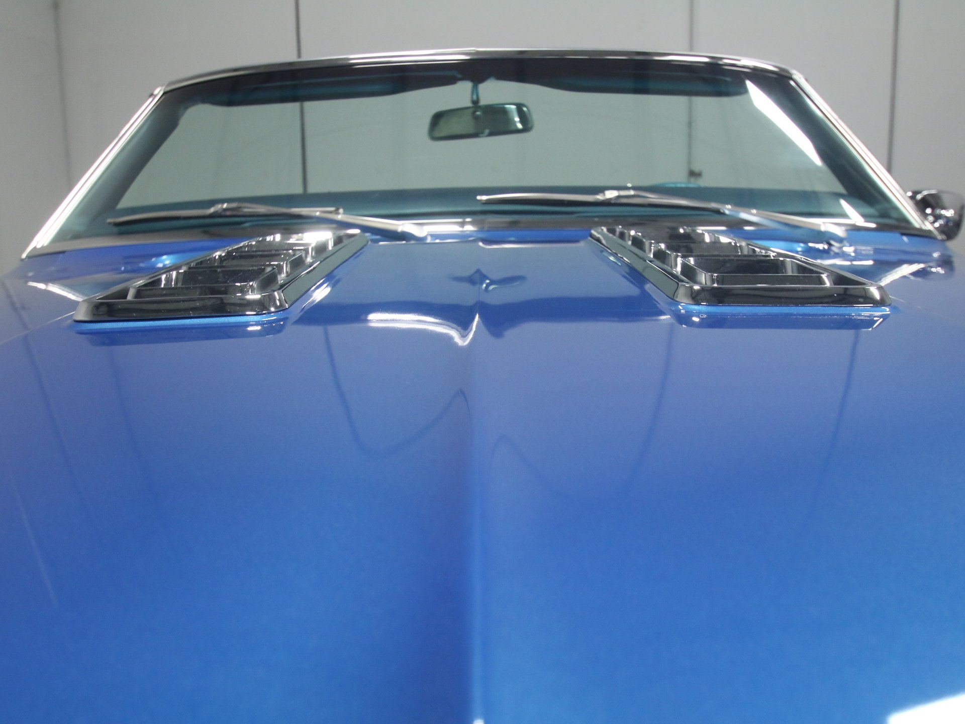 1968 Chevrolet Camaro Streetside Classics The Nations Trusted Blue View 360