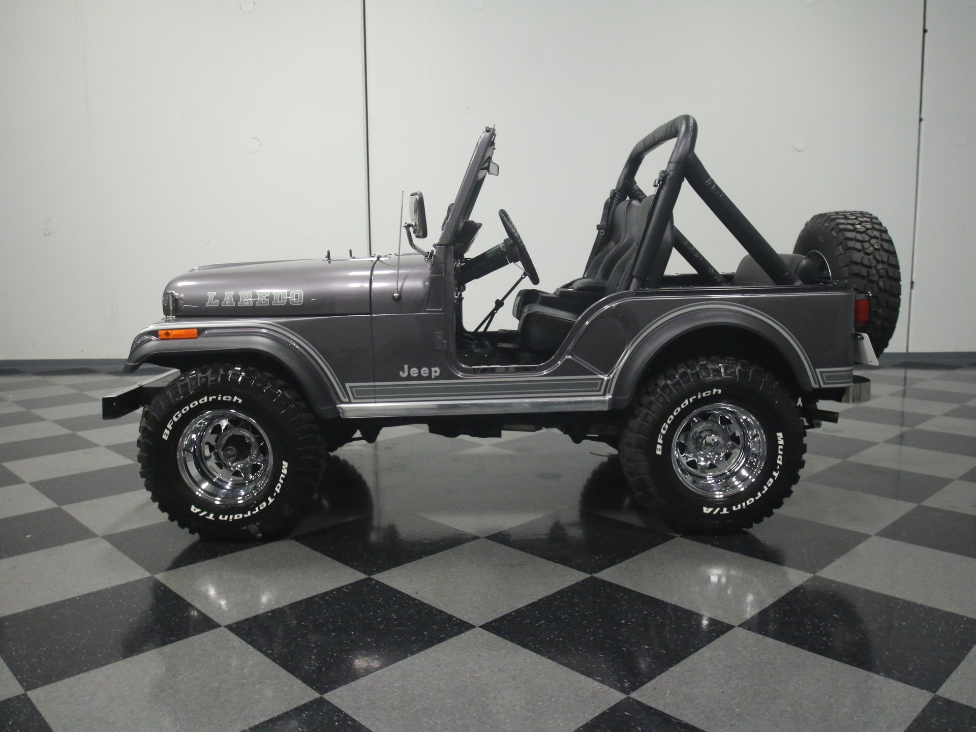 1982 jeep cj5 laredo