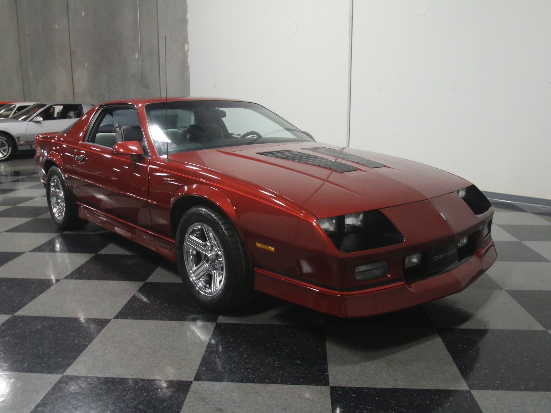 1989 Chevrolet Camaro | Streetside Classics - The Nation's