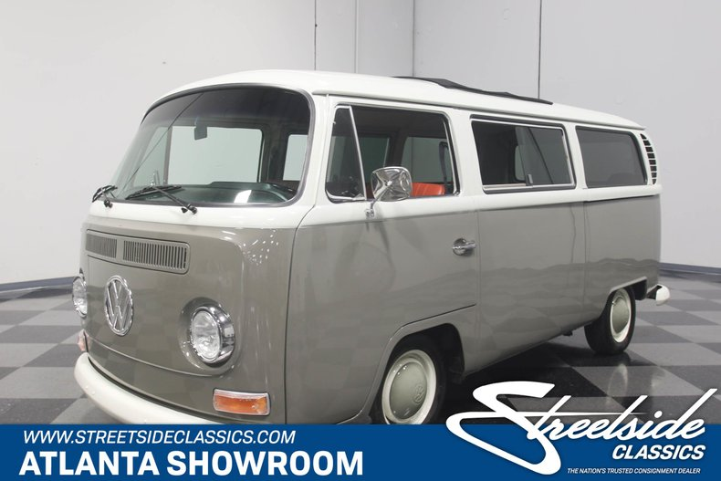 For Sale: 1968 Volkswagen Type 2