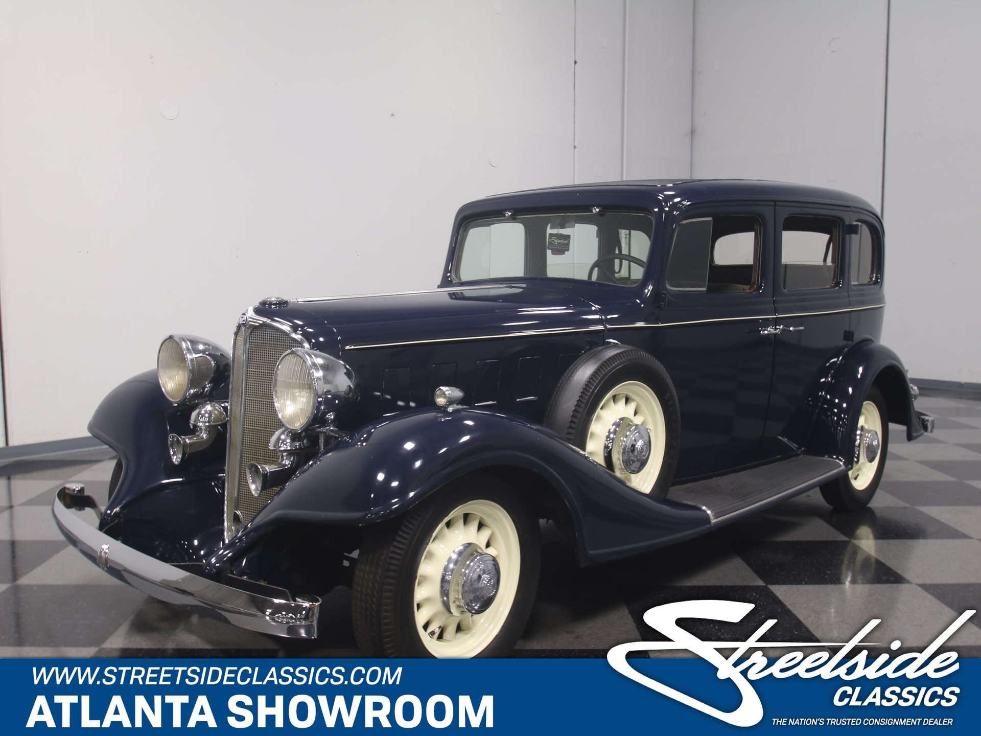 1933 buick series 57