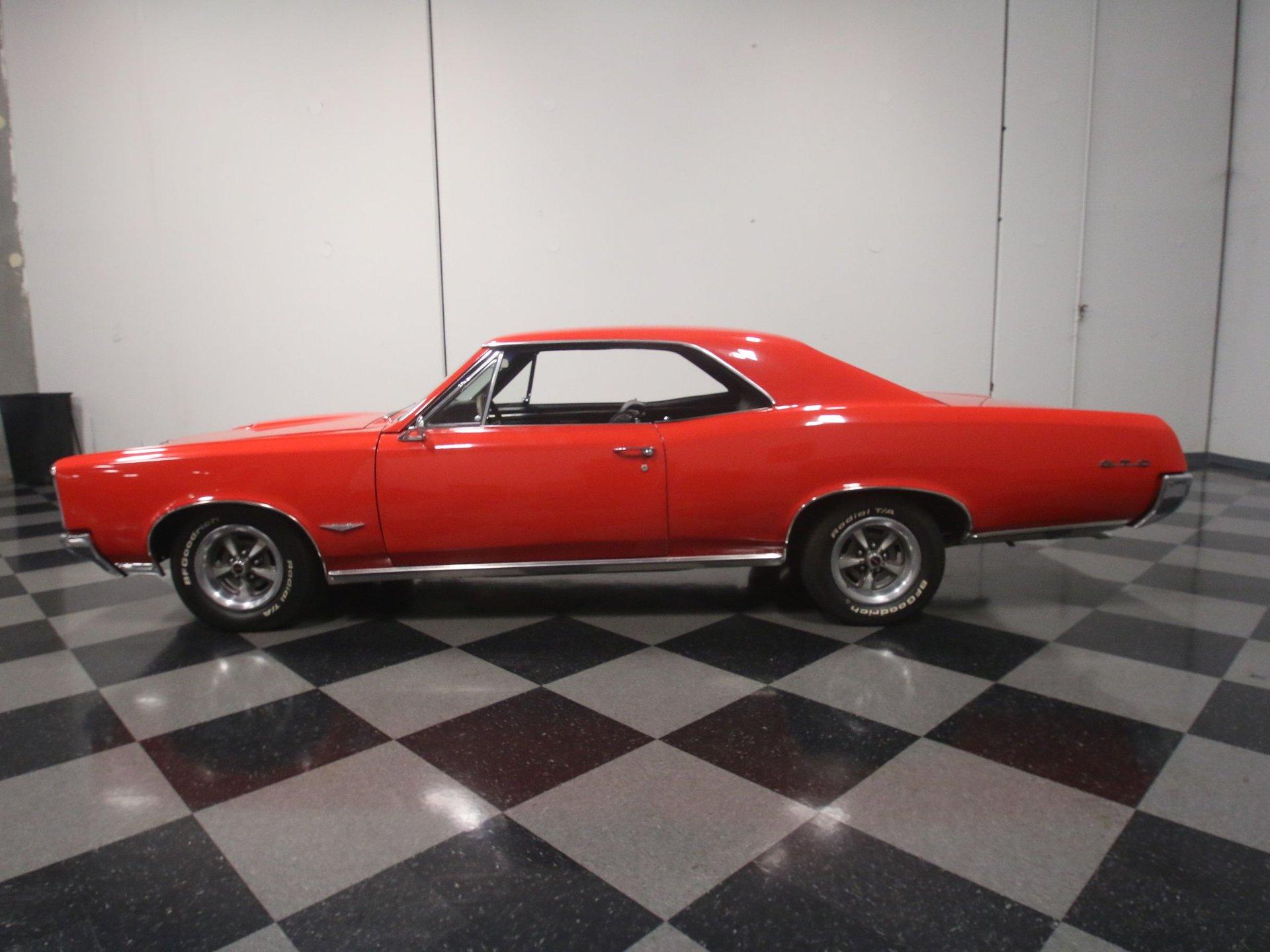 1967 pontiac gto tribute restomod ls1