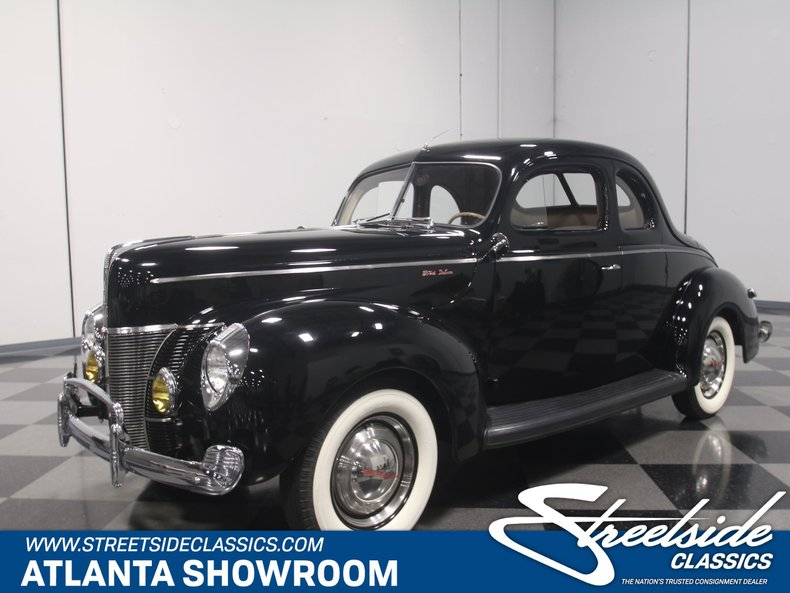 1940 Ford Coupe Deluxe For Sale 66916 Mcg