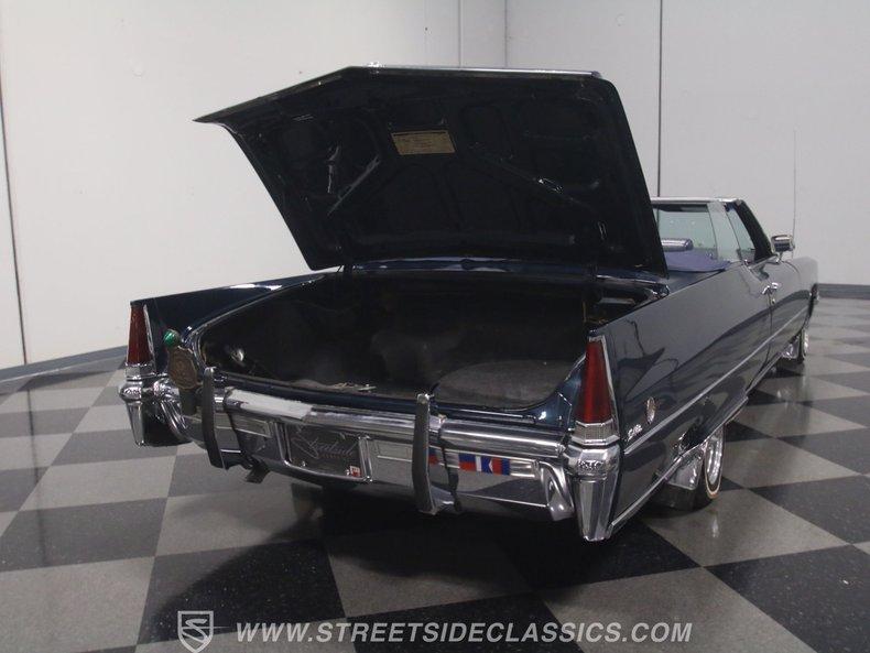 1969 Cadillac Coupe DeVille 43