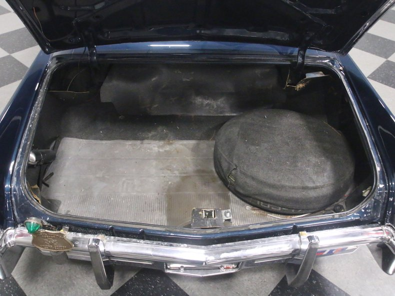 1969 Cadillac Coupe DeVille 45