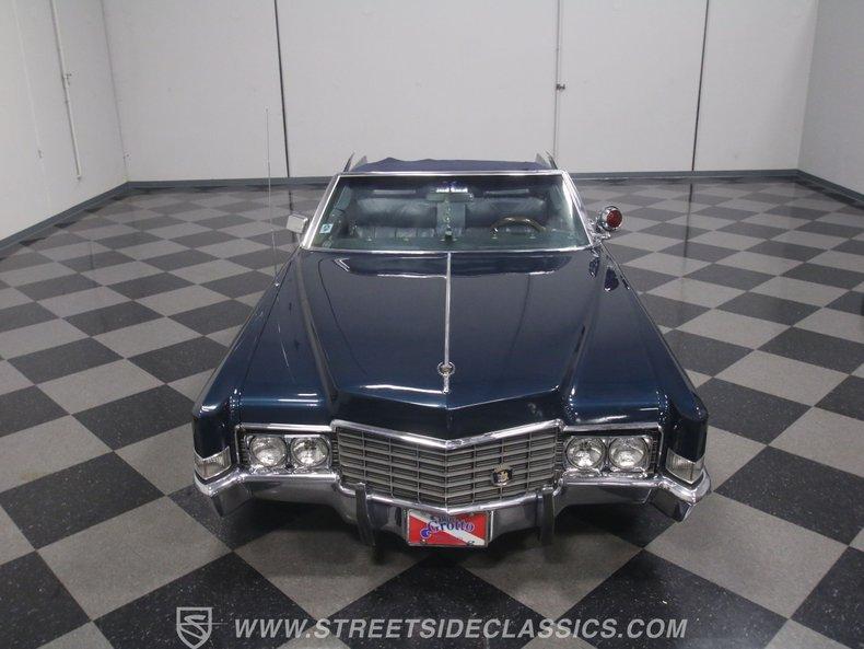 1969 Cadillac Coupe DeVille 7