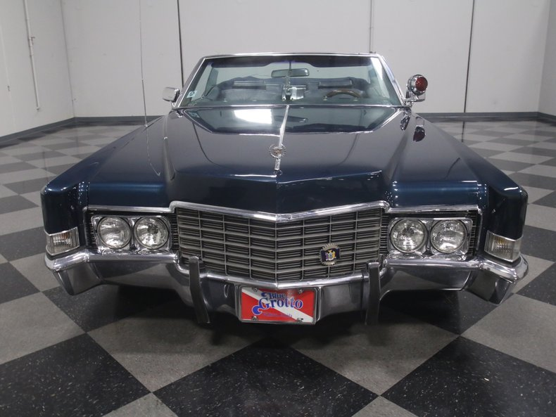 1969 Cadillac Coupe DeVille 5