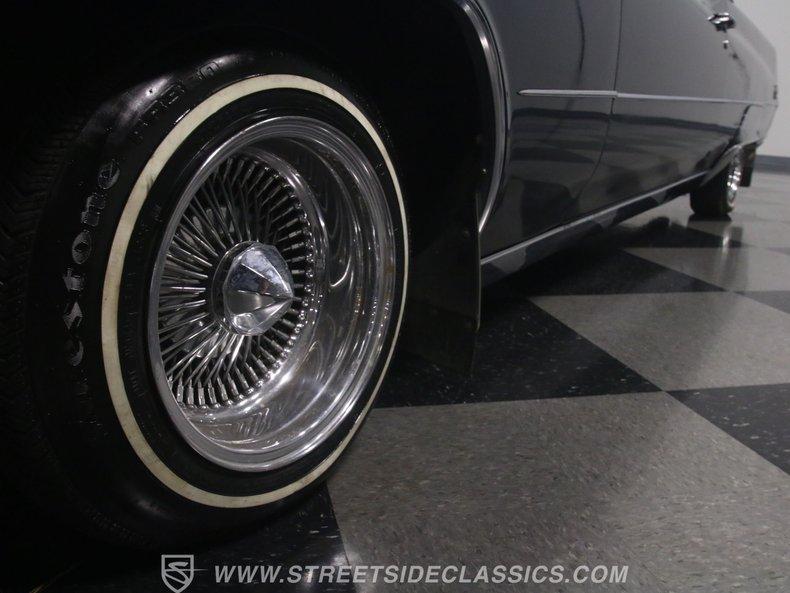 1969 Cadillac Coupe DeVille 14