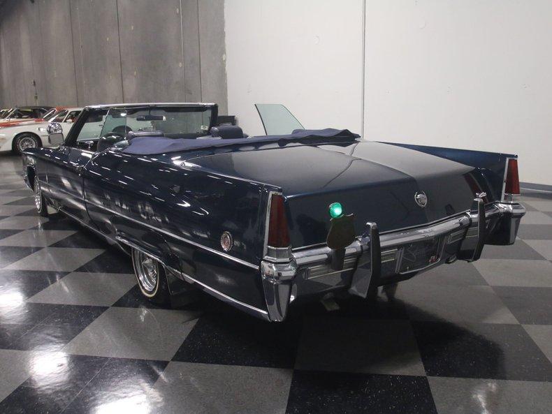 1969 Cadillac Coupe DeVille 23