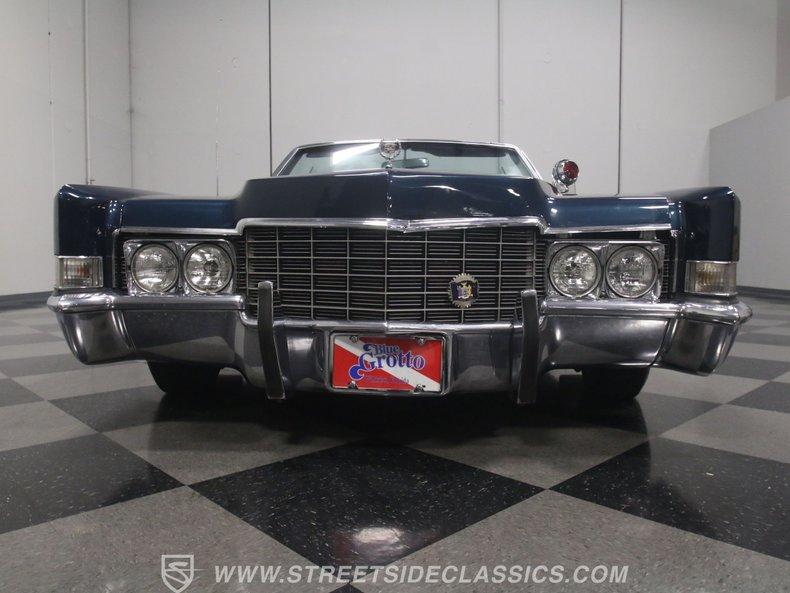 1969 Cadillac Coupe DeVille 69