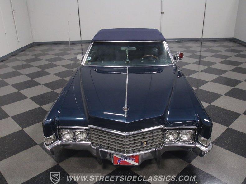 1969 Cadillac Coupe DeVille 8