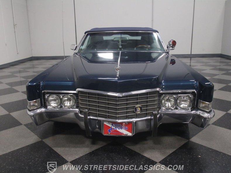 1969 Cadillac Coupe DeVille 6
