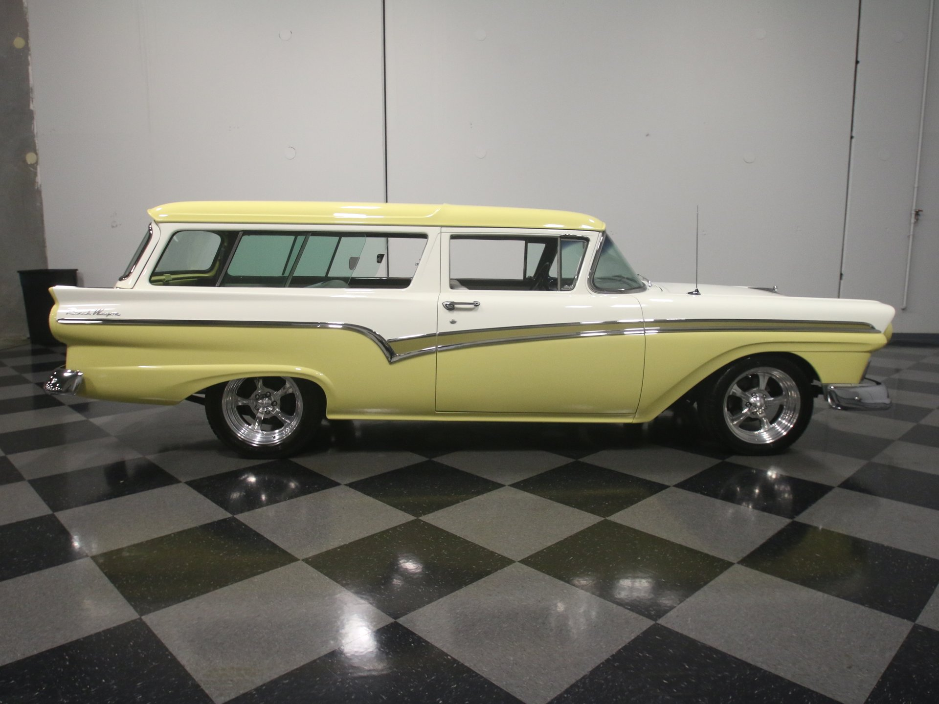 1957 Ford Ranch Wagon for sale #64629 | MCG