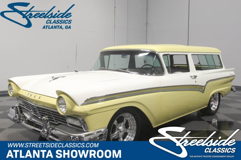 For Sale: 1957 Ford Ranch Wagon