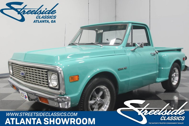 72 Chevy Truck For Sale >> 1972 Chevrolet C10 Streetside Classics The Nation S
