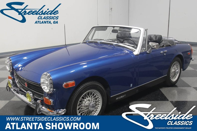 For Sale: 1973 MG Midget