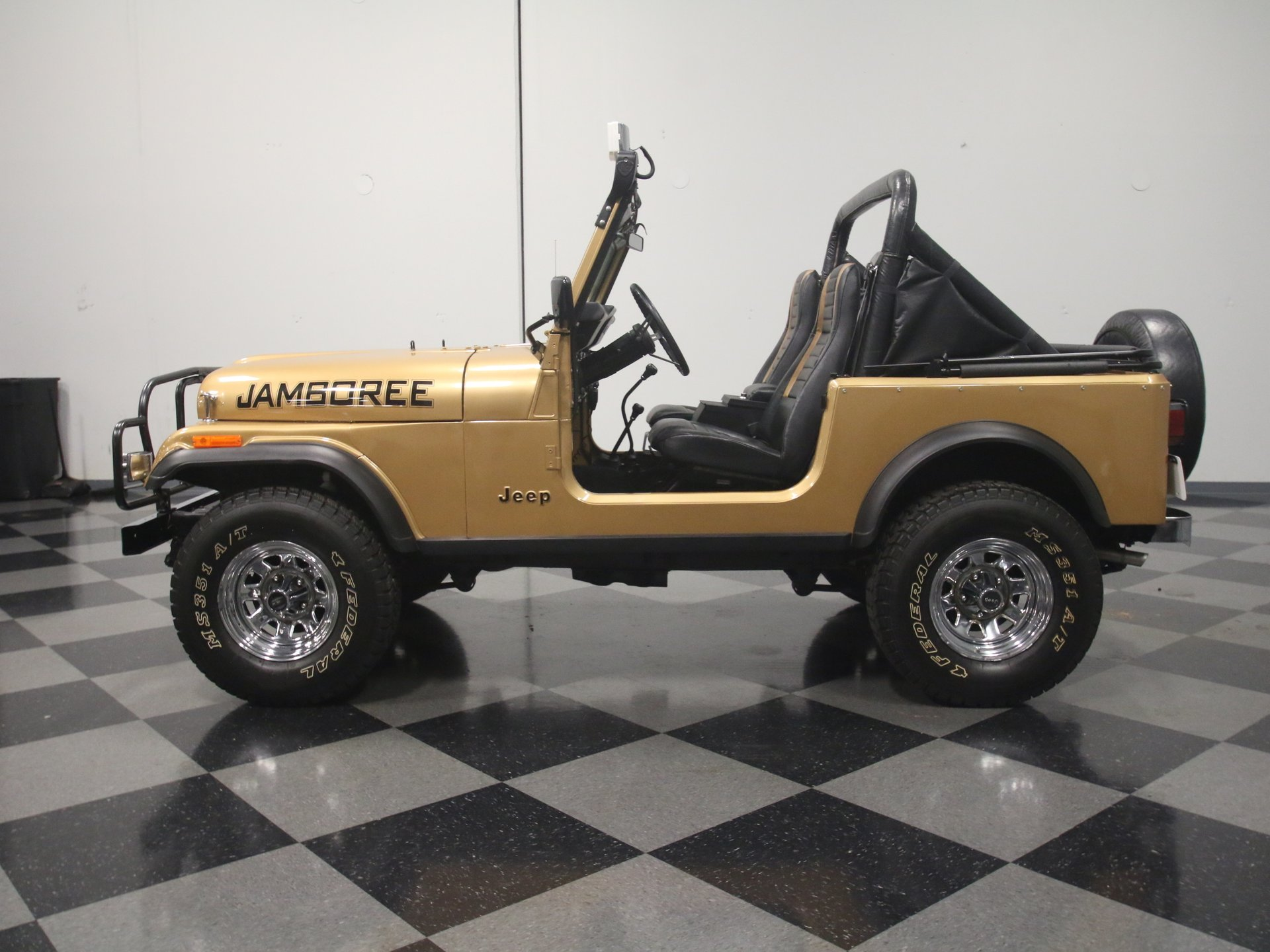 1982 jeep cj7 jamboree 30th anniversary