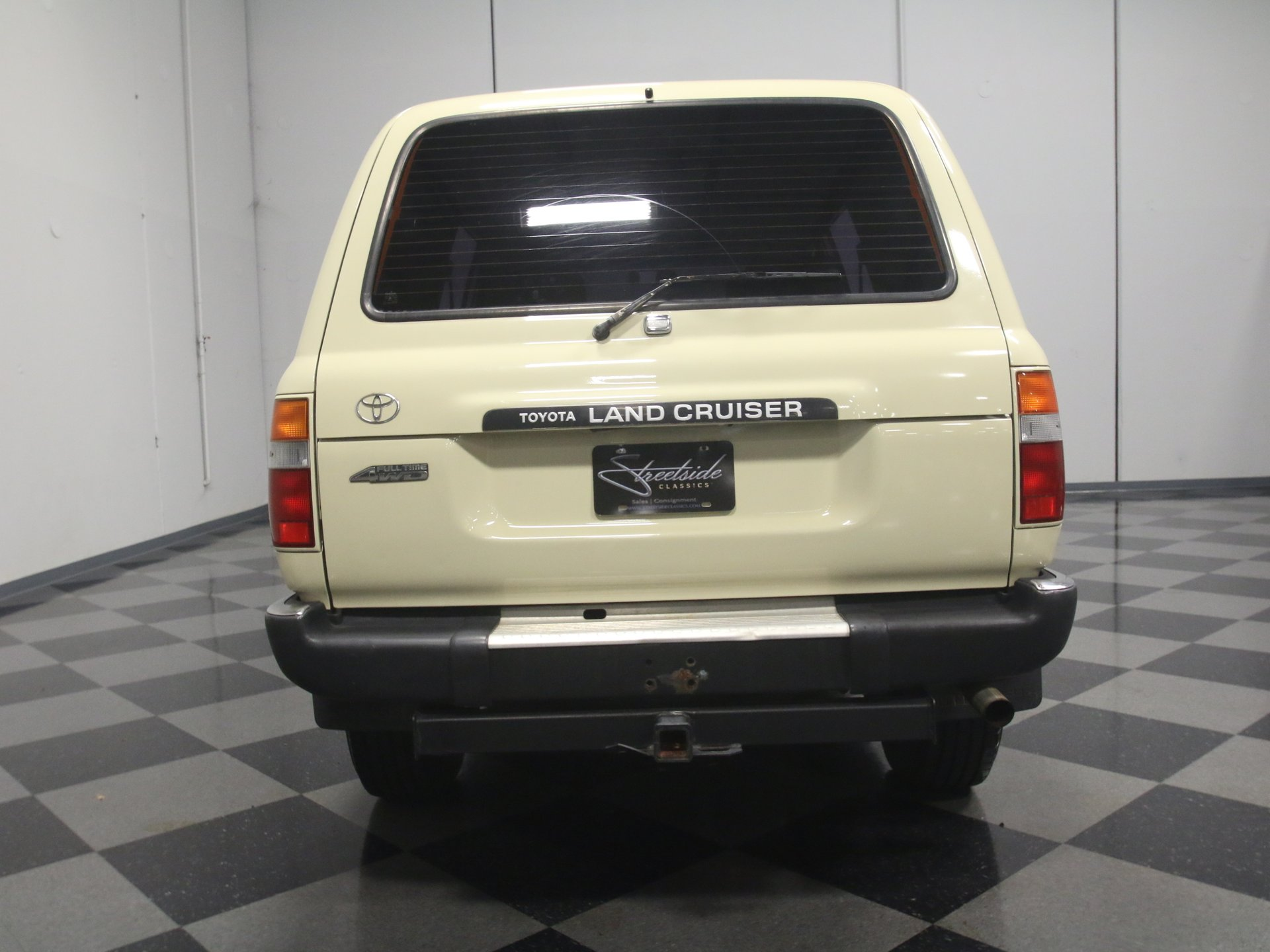 1992 Toyota Land Cruiser FJ80 for sale #65251 | MCG