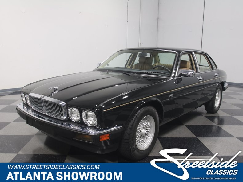 For Sale: 1990 Jaguar XJ6