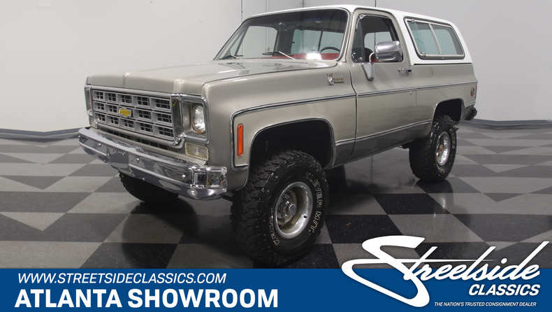 1976 chevrolet k5 streetside classics the nation s trusted