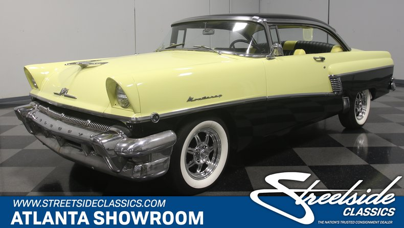 For Sale: 1956 Mercury Monterey