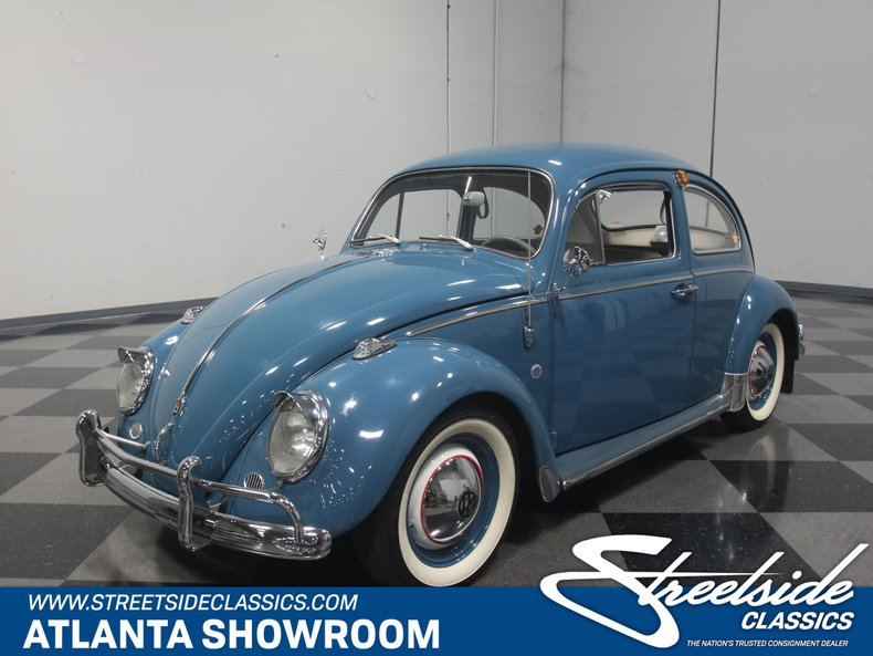 For Sale: 1963 Volkswagen Beetle