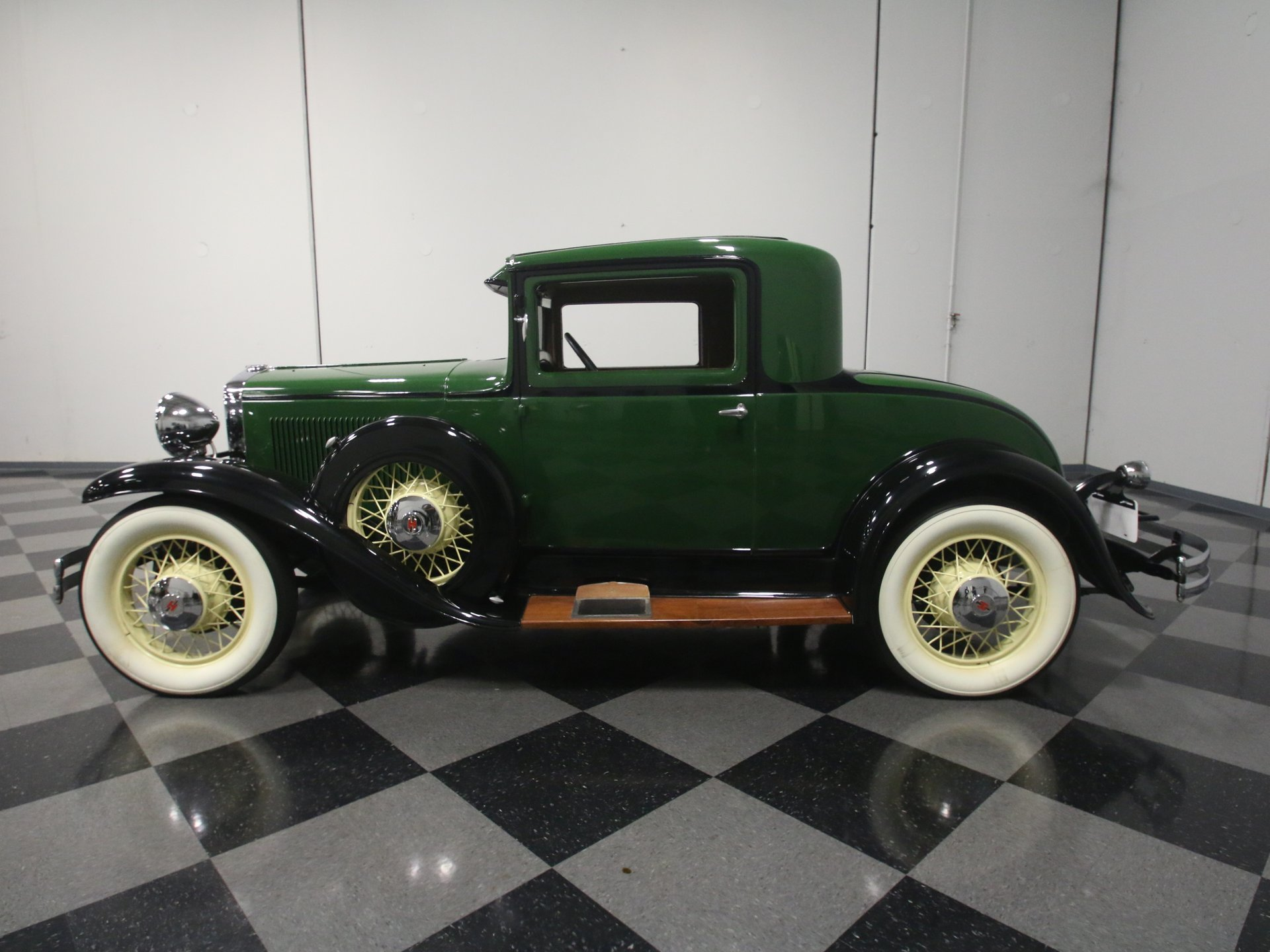 1931 hupmobile coupe
