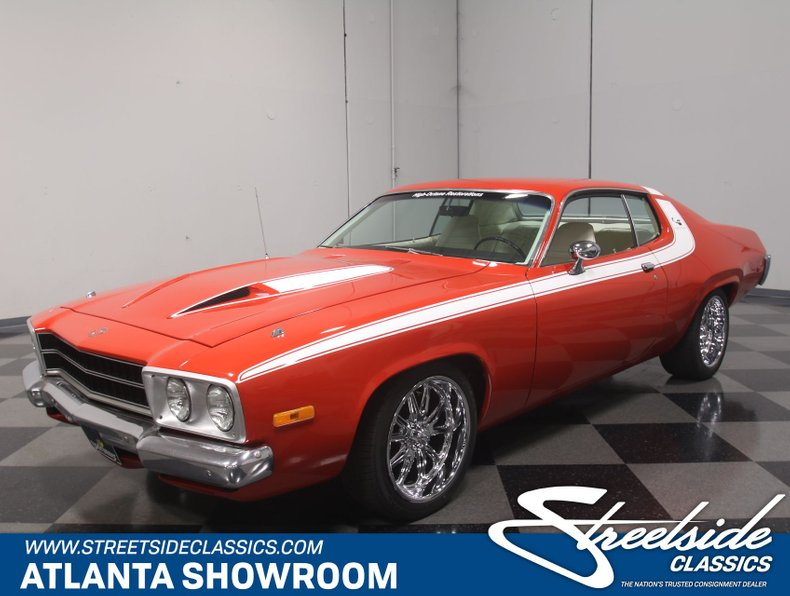 For Sale: 1973 Plymouth Road Runner