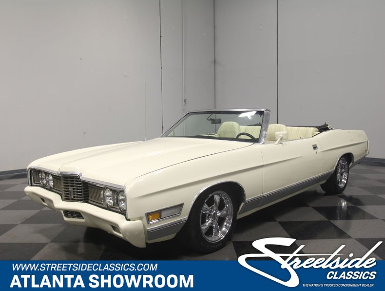 For Sale: 1972 Ford LTD
