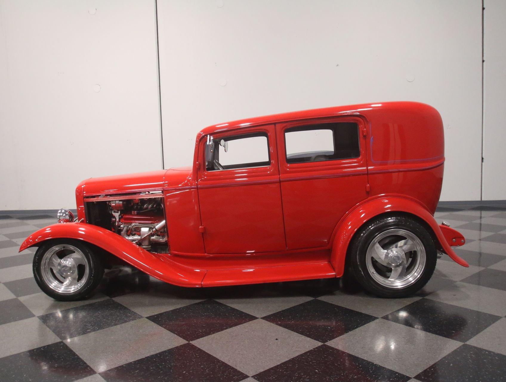 1932 ford sedan streetrod