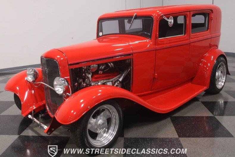 For Sale: 1932 Ford Sedan