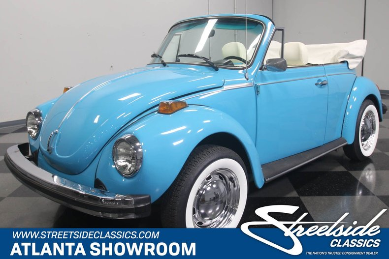 For Sale: 1976 Volkswagen Beetle