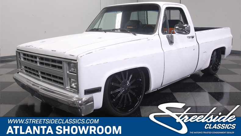 1986 Chevrolet C10 For Sale