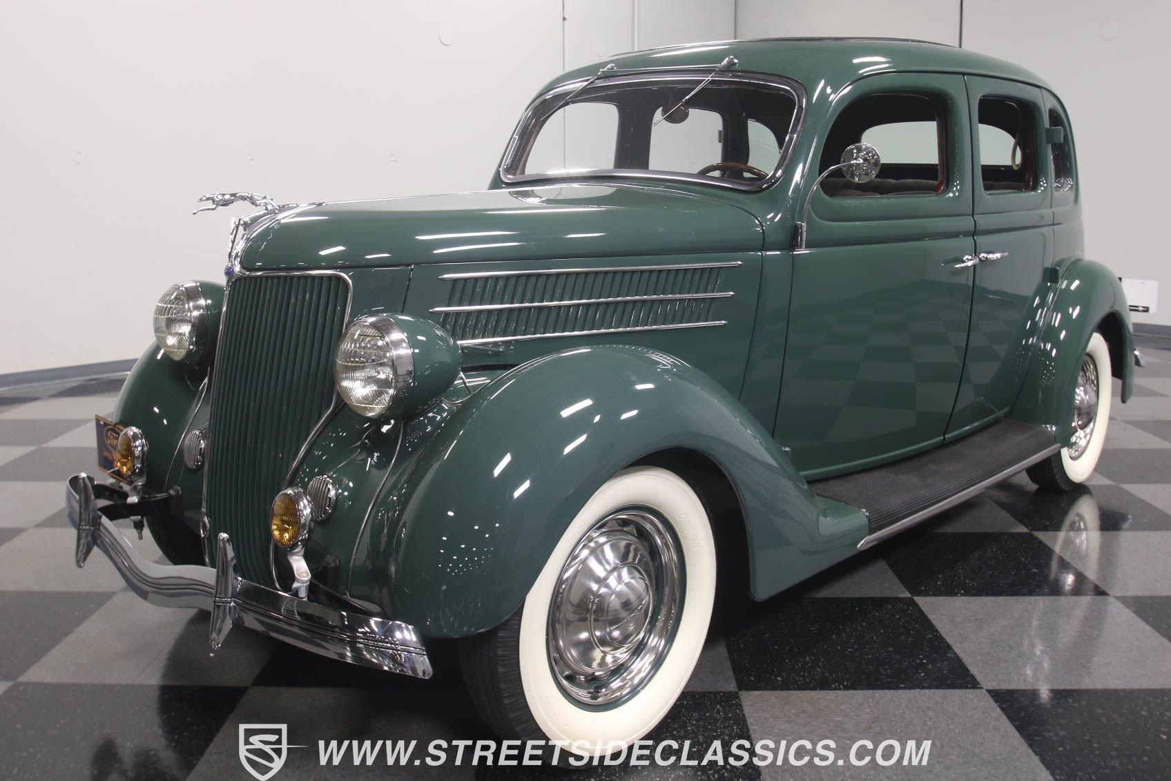 1936 ford deluxe sedan
