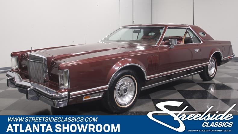 For Sale: 1977 Lincoln Mark V