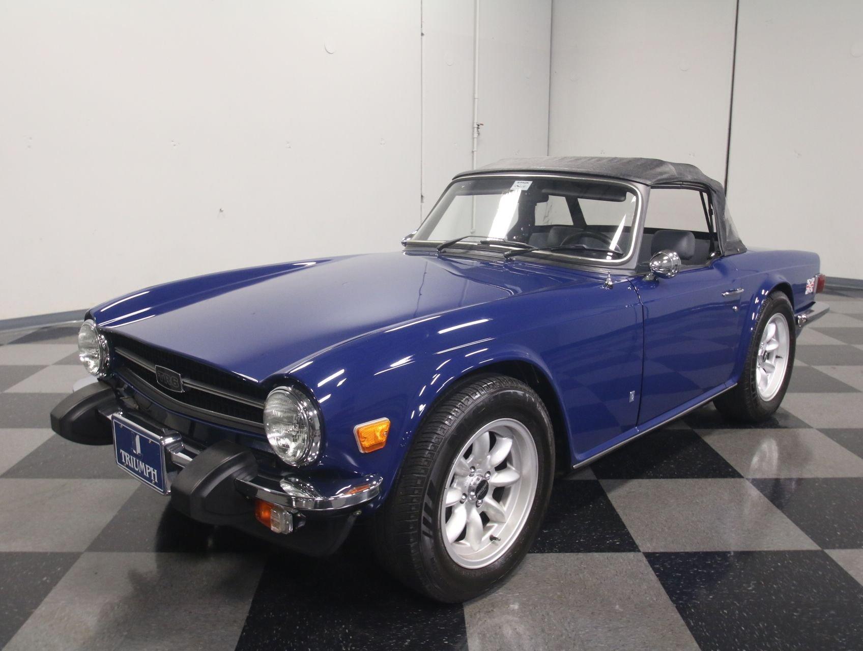 1976 Triumph TR6 for sale #75332 | MCG