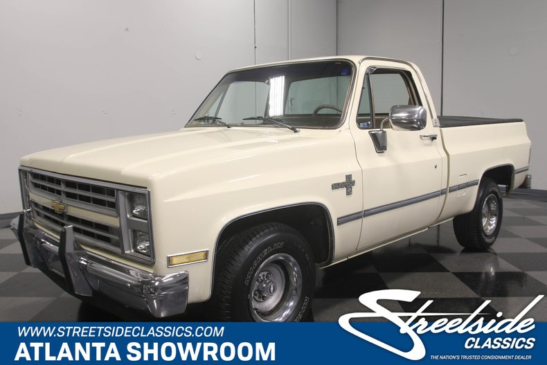 1985 Chevrolet C10 Silverado For Sale 76111 Mcg