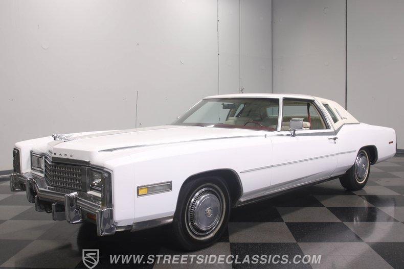 For Sale: 1978 Cadillac Eldorado