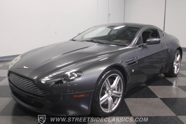 2009 Aston Martin Vantage For Sale