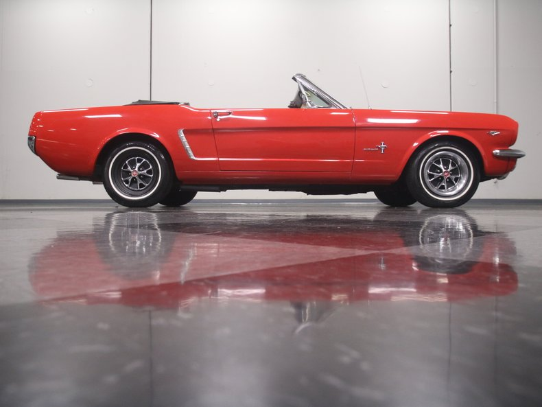 1965 Ford Mustang 34