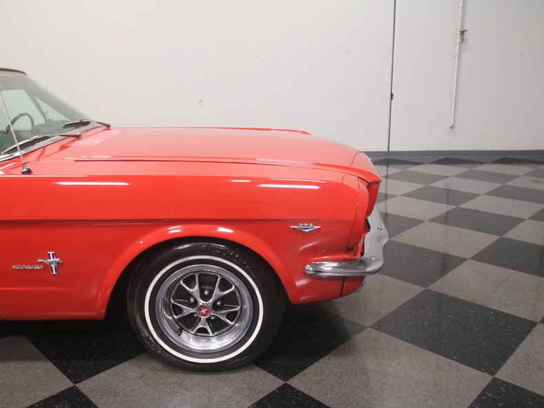1965 Ford Mustang 37
