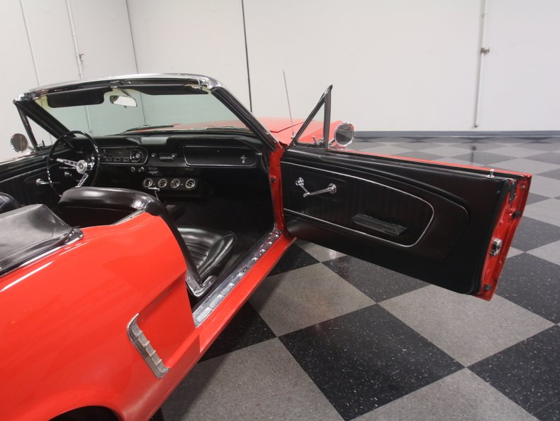 1965 Ford Mustang 63