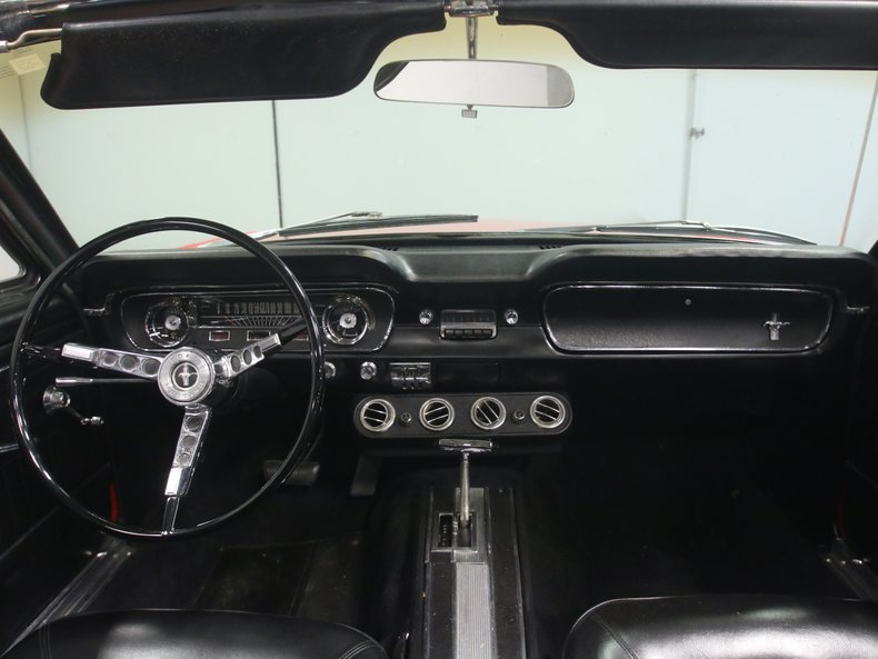 1965 Ford Mustang 55